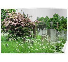 Bromptom Cemetery  Poster