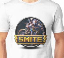 Smite Erlang Shen Logo Unisex T-Shirt