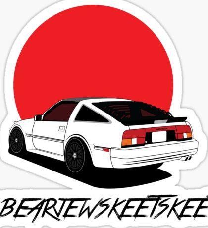 @bearjewskeetskeet z31 Sticker Sticker