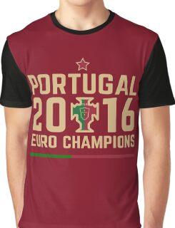 Portugal Euro 2016 Champions T-Shirts etc. ID-2 Graphic T-Shirt