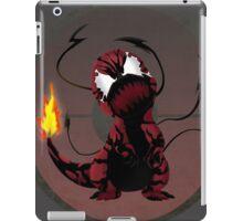 Charmander Carnage Mash-Up iPad Case/Skin