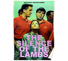 THE SILENCE OF THE LAMBS 2 Poster