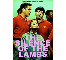 THE SILENCE OF THE LAMBS 2 Photographic Print