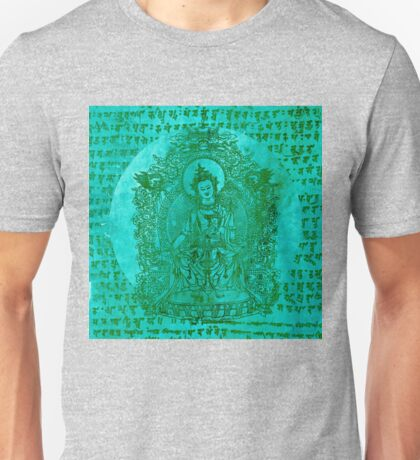 The Enlightened | Turquoise  Unisex T-Shirt