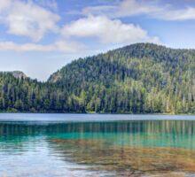 Mount Rainier Lake S1 Sticker