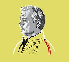 Bill Murray by MattFontaine