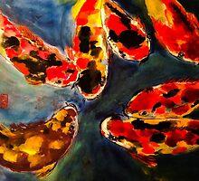 Koi Konference by Rosalind Clarke