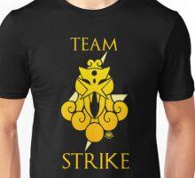 Team Strike - Black Unisex T-Shirt