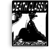 Death Classic Canvas Print