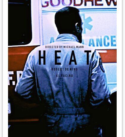 HEAT 4 Sticker