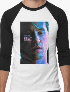 HEAT 3 Men's Baseball ¾ T-Shirt