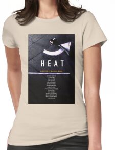 HEAT 2 Womens Fitted T-Shirt