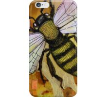 Flight of the Bumblebee V iPhone Case/Skin