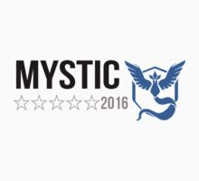 Pokemon Go Team Mystic Campaign Kids Tee