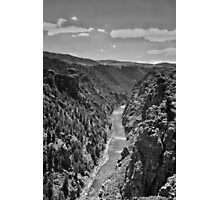 Gunnison River Photographic Print