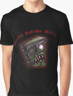 Necronomi...cough Graphic T-Shirt