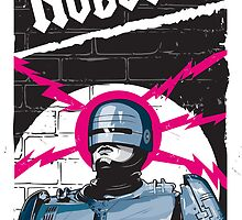 Robocop In Love by MattFontaine