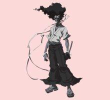 Afro Samurai Baby Tee