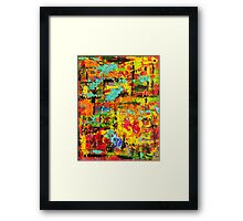 Eat Your Leftovers 2nd Course Framed Print