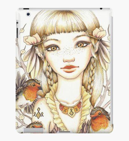 Robyn iPad Case/Skin