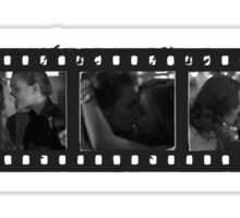 Film WayHaught Kisses - Wynonna Earp Sticker