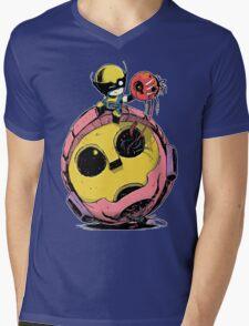 Cute Wolverine baby Mens V-Neck T-Shirt