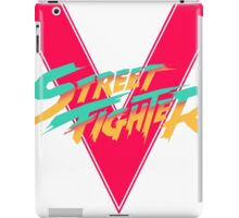 Super Street Fighter Five, 2: Turbo Impact iPad Case/Skin