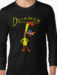 Duckman Long Sleeve T-Shirt