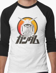 Gundam Men's Baseball ¾ T-Shirt