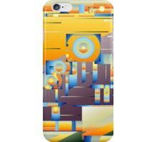 Orange Sun iPhone Case/Skin