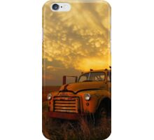 The Old Truck iPhone Case/Skin