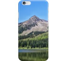 Lost Lake View iPhone Case/Skin