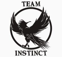 Team Instinct Logo Kids Tee