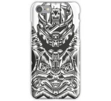 Master Chief Bust iPhone Case/Skin