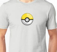 Team Yellow Pokeball Unisex T-Shirt