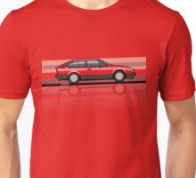 Alfa Romeo GTV6 Red Stripes Unisex T-Shirt