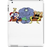 Justice Friends! iPad Case/Skin
