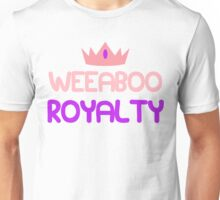 WEEABOO ROYALTY  Unisex T-Shirt