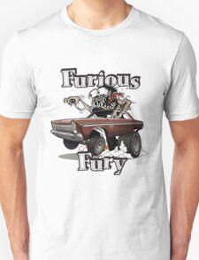 Furious Fury Unisex T-Shirt