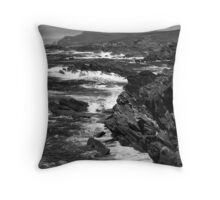 On A Nice Day Throw Pillow