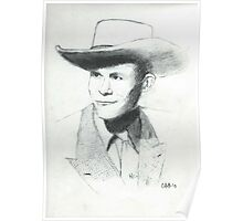 Hank Williams Poster