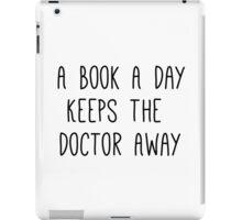 Dr. Book iPad Case/Skin