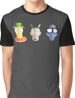 Rocko's Modern Life Graphic T-Shirt