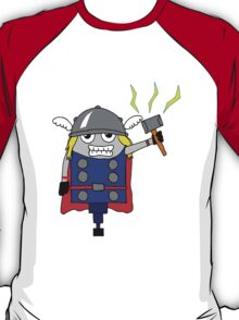 The NORSE God of Thunder T-Shirt