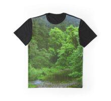 Forest Nature Landscape Graphic T-Shirt