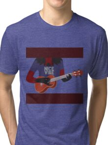 Hollow Strings  Tri-blend T-Shirt