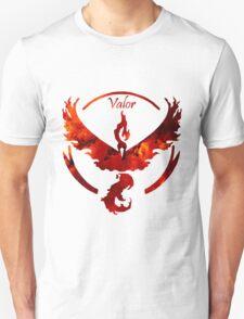 Team Valor Pokemon Go Gear Unisex T-Shirt