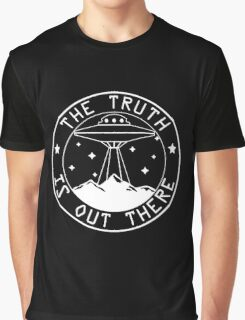 X-files inspired the truth is out there  Graphic T-Shirt