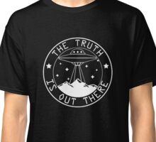 X-files inspired the truth is out there  Classic T-Shirt