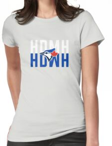 Marcus Stroman HDMH Blue Jays Womens Fitted T-Shirt